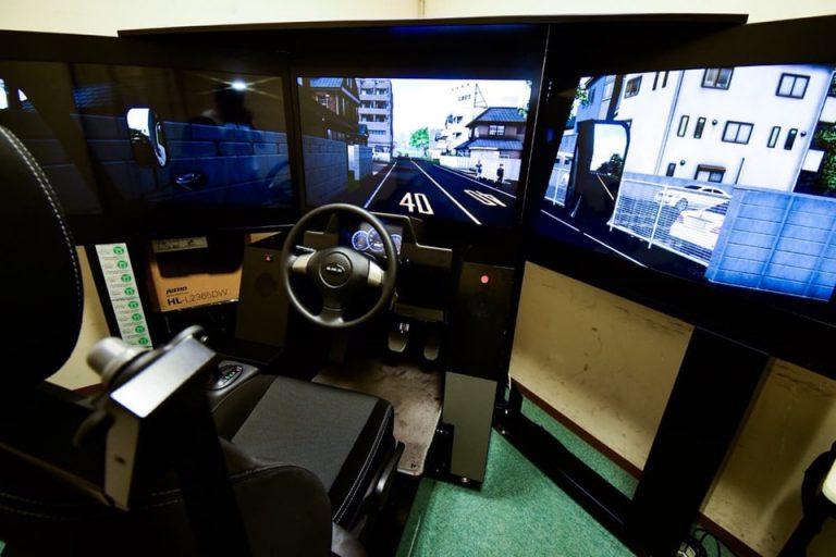 模擬運転装置