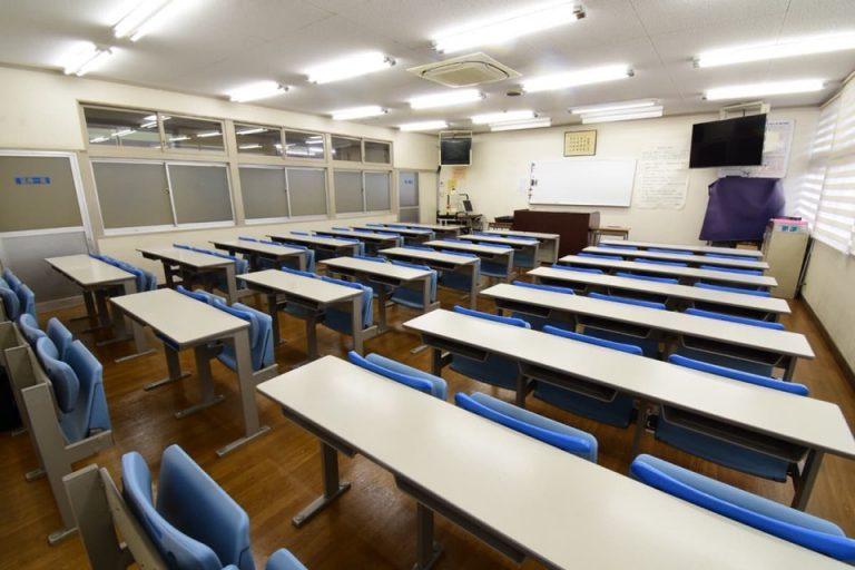 学科教習室
