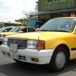 普通二種免許の教習車